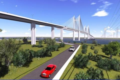 Đồng Nai đề xuất làm chủ đầu tư xây dựng cầu Cát Lái 5.700 tỷ đồng