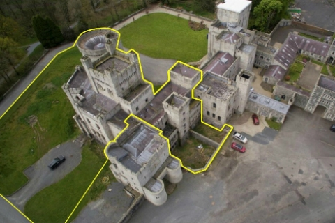 Lâu đài trong phim Game of Thrones được rao bán với