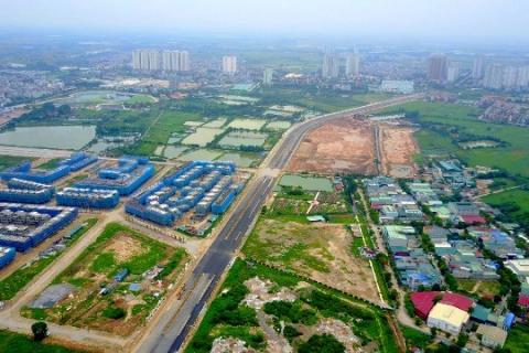 Bộ Tài chính yêu cầu dừng việc đổi đất lấy hạ tầng