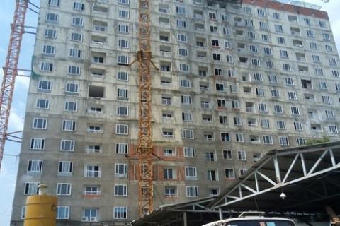 BIDV bán đấu giá dự án 584 Lilama SHB Plaza với giá gần 1.200 tỷ đồng