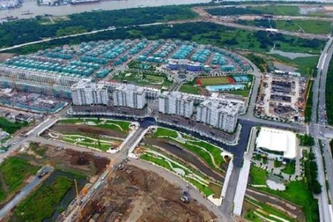 Tp.HCM: Nghiên cứu điều chỉnh quy hoạch Khu đô thị mới Thủ Thiêm
