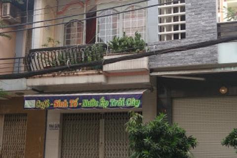Cho thuê nhà Nguyễn Cửu Đàm, 4x16, 1 lầu, 2pn, 12 triệu/tháng