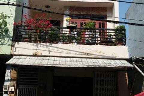 Bán nhà hẻm 118 Tân hương, 4x12, 1 lầu, 3pn, 4wc, nhà đẹp, 5.5 tỷ