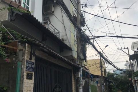 Bán nhà hẻm 138 Nguyễn Súy, 4x11, gác lửng, gần chợ Tân Hương, 3.5 tỷ