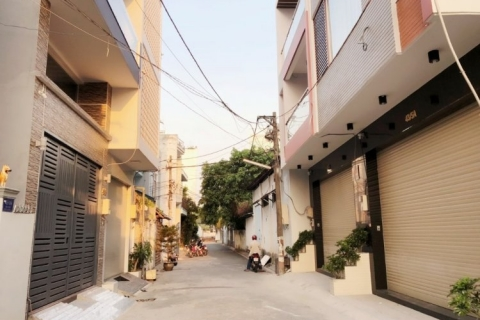 Bán nhà hẻm 147 Lê Đình Thám, 7x8, 1 lửng, 2 lầu, 4pn, nhà mới đẹp, 5.8 tỷ