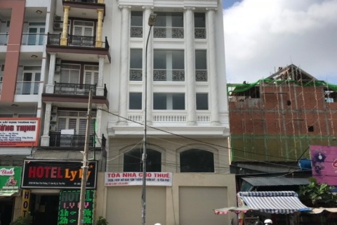 Cho thuê nhà hẻm 87 Bờ Bao Tân Thắng, 4x21, đúc 3,5 tấm, 5pn, 21 triệu/tháng