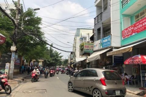 Bán nhà MT Lê Thiệt, 8.5x19, nhà cấp 4, gần đường Nguyễn Sơn, 15.2 tỷ