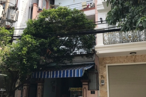 Cho thuê nhà hẻm 90 Trần Văn Ơn, 4x17, đúc 3,5 tấm, 4pn, 5wc nhà rất đẹp, 22 triệu/tháng