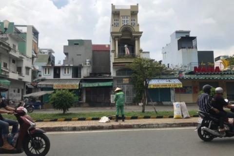 Bán đất 55a Lê Thúc Hoạch, 4x20, gần trường Trần Phú, 11 tỷ