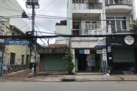 Cho thuê nhà hẻm 53 Vườn Lài, 4x18, đúc 4 tấm, 20 triệu/tháng