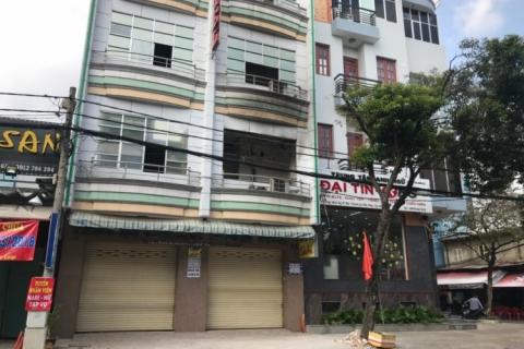 Cho thuê nhà MT Dương Đức Hiền, 4x20, 2 lầu, st, 4pn, 4wc, 27 triệu/tháng