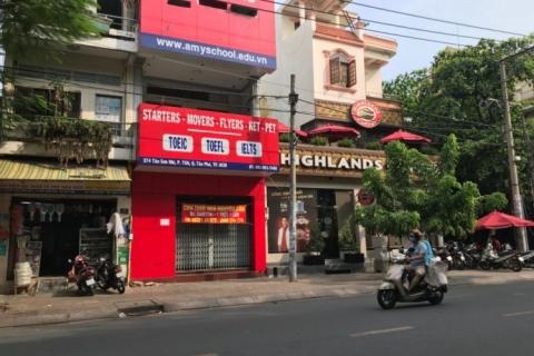 Cho thuê nhà hẻm 19 Nguyễn Cửu Đàm, 5x12, 1 lầu, 15 triệu/tháng