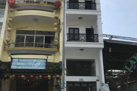 Cho thuê nhà hẻm 19 Nguyễn Cửu Đàm, 4x20, đúc 3,5 tấm, 5pn, 5wc, 20 triệu/tháng