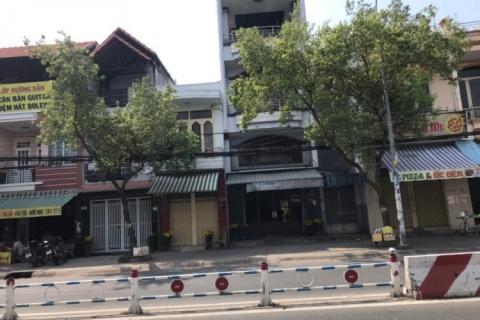 Cho thuê nhà MT Nguyễn Sơn, 6x22, 1 lầu, gần Bình Long, 28 triệu/tháng