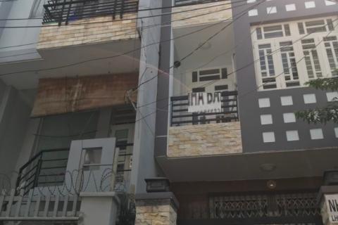 Bán nhà Lê Trọng Tấn, 4x20, 2 lầu, st, 5pn, 5wc, hẻm xe hơi, 6.6 tỷ