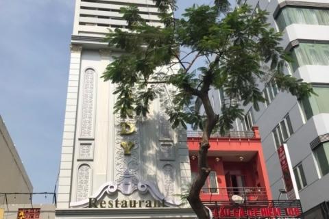 Cho thuê nhà MT Tân Sơn Nhì, 5x30, đúc 7 tấm, 12pn, nhà mới xây, 100tr/t