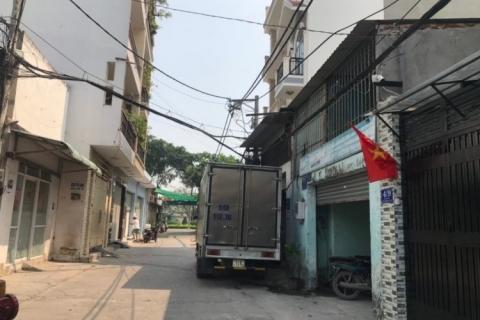 Bán nhà Lưu Chí Hiếu, 5x22, nhà hẻm xe hơi, nhà cách mt 30m, 7.2 tỷ