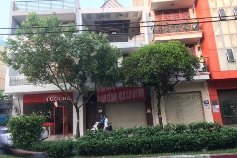Cho thuê nhà MT Nguyễn Cửu Đàm, 6x20, 2 lầu, đúc 3 tấm, 25 triệu/tháng