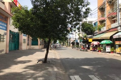 Bán nhà MT Thạch Lam, 5x25, đúc 3,5 tấm, gần Lũy Bán Bích, 17 tỷ