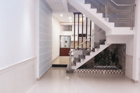 Cho thuê nhà Tân Kỳ Tân Quý, 4.5x13, 1 lầu, 2pn, 8 triệu/tháng