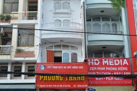 Bán nhà MT Gò Dầu, 4x38, nở hậu 7x16, DTKV: 200m2, 2 lầu, gần Tân Sơn Nhì, 19.5 tỷ