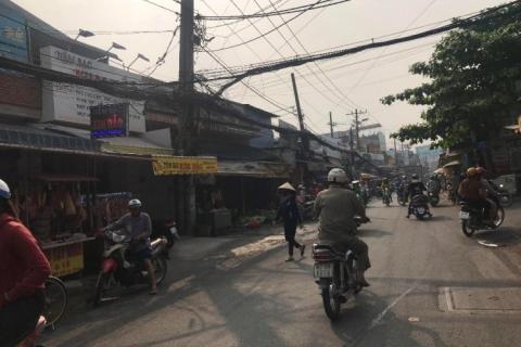 Bán nhà MT Tân Quý, 6x60, gần Gò Dầu, 18 tỷ