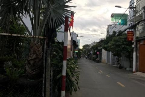 Bán nhà MT Đỗ Nhuận, 4x17, 2 lầu, 4pn 4wc, gần chợ Sơn Kỳ, 6.8 tỷ