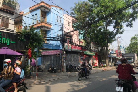 Bán nhà MT Đỗ Thị Tâm, 4x22, gác suốt, ngay chợ Tân Hương, 6.7 tỷ