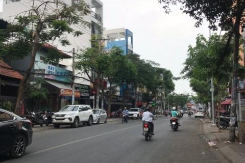 Bán nhà MT Võ Công Tồn, 4x14, nhà nát thích hợp xây mới, gần đường Tân Hương, 7.1 tỷ