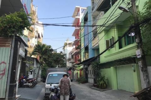 Bán nhà hẻm 33 Nguyễn Sỹ Sách, 4x10.5, 2 lầu, 4.7 tỷ