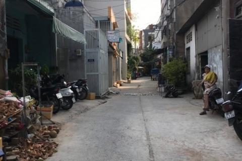 Bán khách sạn hẻm 72 Dương Đức Hiền, 8x16, đúc 3,5 tấm, 13.8 tỷ