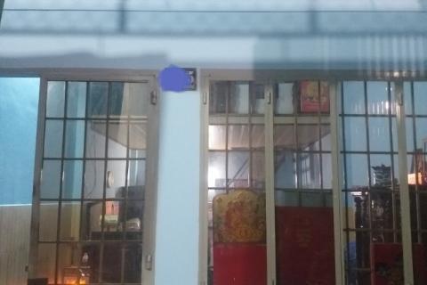 Nhà hẽm Lê Tấn Quốc, Tân Bình, Dt 4x13m, 1 trệt, 1 lững, cách tòa nhà E-Town 100m. 5ty6
