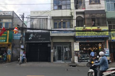 Cho thuê nhà MT Tân Hương, 5x20, gác lửng, gần chợ 20tr/t