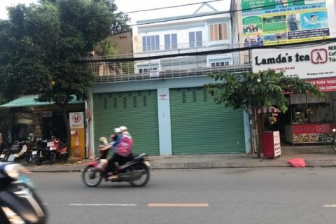 Cho thuê nhà MT Quốc Lộ 57, tp Vĩnh Long, 1500m2