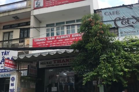 Cho thuê nhà MT Nguyễn Văn Tố, 4.5x18, 3 lầu, 6pn, 6wc, 22 triệu/tháng