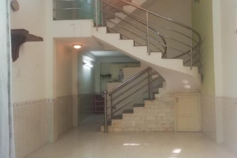 Nhà hẽm Lê Đình Thám, cách MT 1 căn, DT 4x10m, 1 trệt, 2 lầu đúc thật . Giá 4ty4 TL