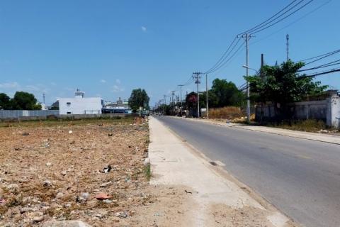 Bán đất MT Phạm Văn Sáng, 60x120, 10.000m2, 120 tỷ