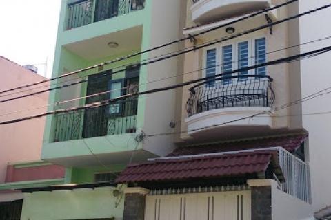 Bán nhà MT Lê Đình Thám, 8x15, đúc 4 tấm, gần Tân Quý, 17 tỷ