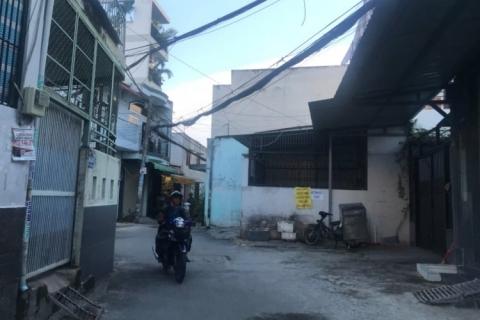 Bán nhà hẻm 147/5 Quốc Lộ 1, 5.5x20, gần Lê Trọng Tấn 4.3 tỷ