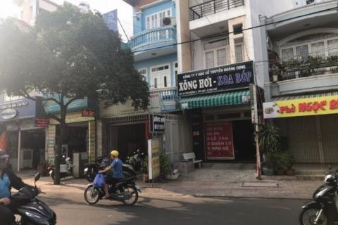 Bán nhà góc 2MT Dân Chủ, 4x10, 1 lầu, 2pn, gần Trương Vĩnh Ký, 4 tỷ