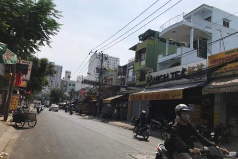 Bán nhà Nguyễn Háo Vĩnh, 4x14, gác lửng, hẻm xe hơi, 4.5 tỷ