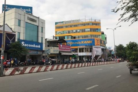 Bán nhà MT Lê Trọng Tấn, 6.5x33, nhà đúc 3 tấm, đối diện trường Thực phẩm, 32 tỷ