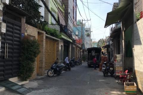 Bán nhà hẻm 481 Tân Kỳ Tân Quý, 4.4x16.5, 1 lầu, 5.3 tỷ
