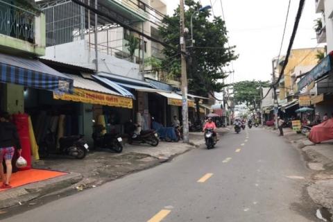 Bán nhà 2MT Nguyễn Hâu, 9x10, nhà gần Trường Vĩnh Ký, 15.5 tỷ