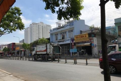 Bán nhà MT Thạch Lam, 9x34, 1 lầu, gần lũy bán bích, 34 tỷ