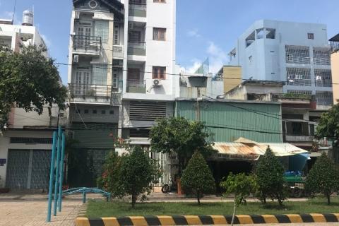 Bán Ks MT Tân Sơn Nhì, 100m2, đúc 4 tấm, 15 phòng, 19 tỷ