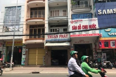 Bán nhà MT Nguyễn Sơn, 4x17, đúc 3,5 tấm, gần trường Võ Thị Sáu, 12.5 tỷ
