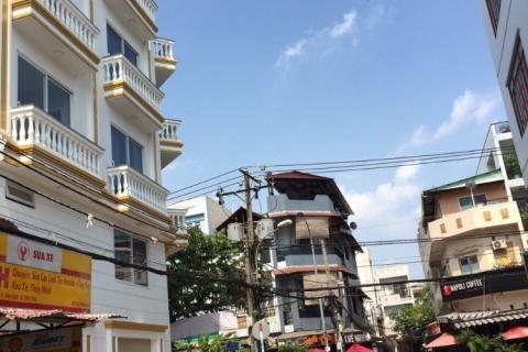 Bán nhà MT Nguyễn cửu Đàm, 4x18, đúc 3,5 tấm, 12.5 tỷ