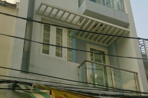 Bán nhà hẻm 403 Tân hương, 4.5x17, đúc 2 lầu, st, 5pn, 6wc, cách mt 30m, 7 tỷ