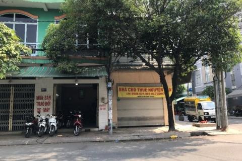Bán nhà MT 24 đường Đỗ Bí, phường Phú Thạnh, quận Tân Phú, 4x20, gần Lê Khôi 6.5 tỷ